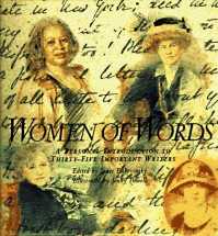 Women of Words: A Personal Introduction to Thirty-Five Important Writers - Janet Bukovinsky Teacher, Jenny Powell