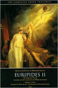 Euripides II: The Cyclops / Heracles / Iphigenia in Tauris / Helen - Euripides, David Grene, Richmond Lattimore, Witter Bynner, William Arrowsmith