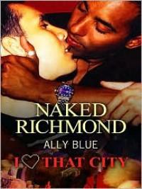 Naked Richmond - Ally Blue