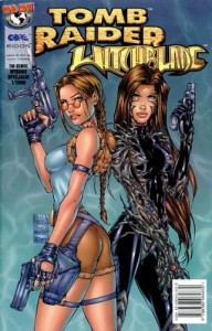 Tomb Raider/Witchblade - Michael Turner, Bill O'Neil