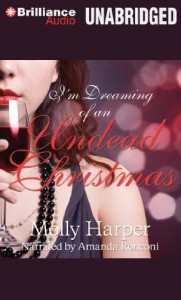 I'm Dreaming of an Undead Christmas - Molly Harper, Amanda Ronconi