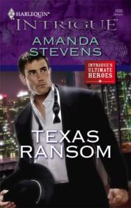 Texas Ransom - Amanda Stevens