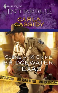 Scene of the Crime: Bridgewater, Texas (Mills & Boon Intrigue) (Harlequin Intrigue) - Carla Cassidy