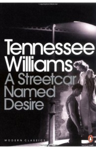 A Streetcar Named Desire (Modern Classics Penguin) - Arthur Miller, Tennessee Williams
