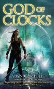 God of Clocks - Alan Campbell