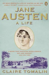 Jane Austen: A Life - Claire Tomalin