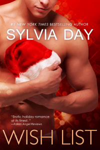 Wish List - Sylvia Day