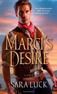 Marci's Desire - Sara Luck