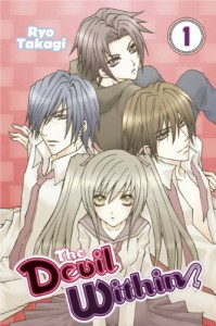 The Devil Within, Volume 1 - Ryo Takagi