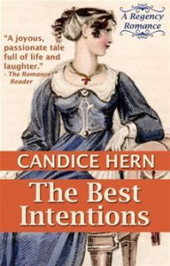 The Best Intentions - Candice Hern