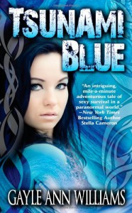 Tsunami Blue - Gayle Ann Williams