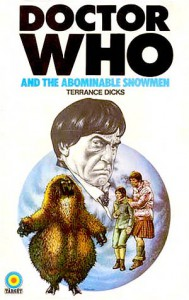 Doctor Who and the Abominable Snowmen - Terrance Dicks