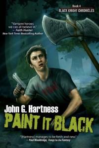 Paint it Black: 4 - John G. Hartness