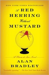 A Red Herring without Mustard (Flavia de Luce Series #3) - Alan Bradley