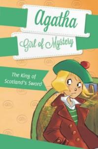 The King of Scotland's Sword #3 (Agatha: Girl of Mystery) - Sir Steve Stevenson, Stefano Turconi