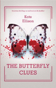 The Butterfly Clues - Kate Ellison