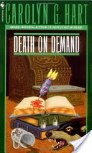 Death on Demand - Carolyn G. Hart