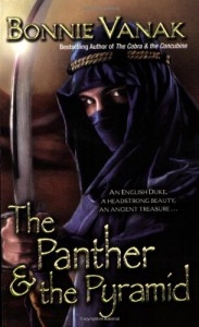 The Panther & the Pyramid - Bonnie Vanak