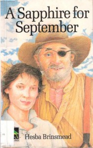 A Sapphire for September - Hesba Fay Brinsmead