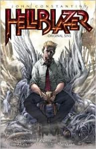 Hellblazer, Vol. 1: Original Sins - Alfredo Alcala, Tom Mandrake, Jamie Delano, Rick Veitch, John Ridgway