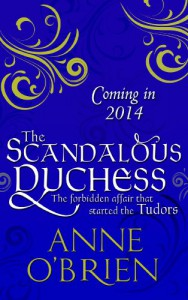 The Scandalous Duchess - Anne O'Brien