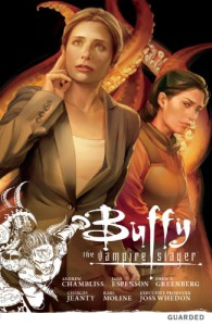 Buffy the Vampire Slayer: Guarded - Andrew Chambliss, Drew Z. Greenberg, Karl Moline, Georges Jeanty, Jane Espenson, Joss Whedon