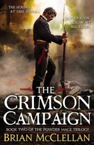 The Crimson Campaign - Brian  McClellan