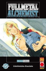 Full Metal Alchemist N. 27 - Hiromu Arakawa
