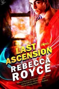Last Ascension (The Capes) - Rebecca Royce