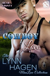 Cowboy Love [Bear County 1] (Siren Publishing The Lynn Hagen ManLove Collection) - Lynn Hagen