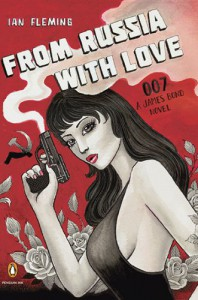 From Russia with Love (Penguin Ink) - Ian Fleming, Chris Garver