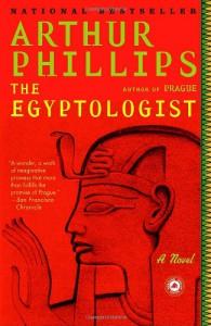 The Egyptologist - Arthur Phillips