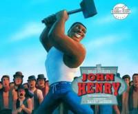 John Henry (Rabbit Ears: A Classic Tale (Spotlight)) - Brad Kessler, Barry Jackson