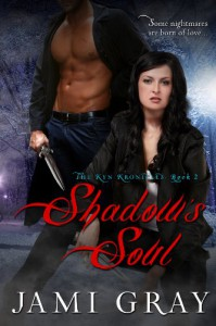 Shadow's Soul - Jami Gray
