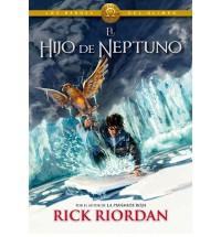 El hijo de Neptuno (Los héroes del Olimpo, #2) - Rick Riordan