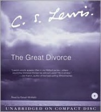 The Great Divorce - C.S. Lewis, Robert Whitfield