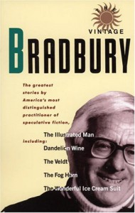 The Vintage Bradbury: The greatest stories by America's most distinguished practioner of speculative fiction - Ray Bradbury