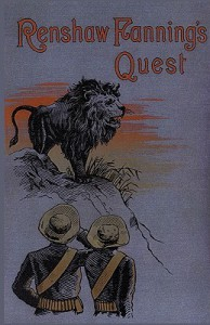 Renshaw Fanning's Quest: A Tale of the High Veldt - Bertram Mitford