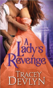 A Lady's Revenge - Tracey Devlyn