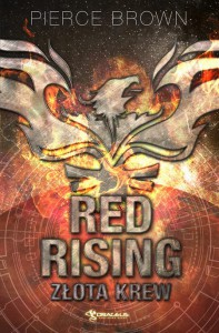 Red Rising: Złota krew - Pierce Brown