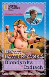 Blondynka w Indiach - Beata Pawlikowska