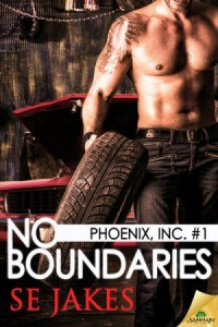 No Boundaries - S.E. Jakes