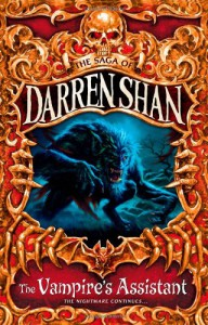 The Vampire's Assistant  - Darren Shan