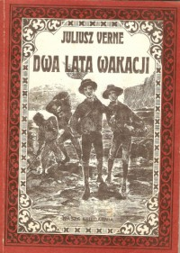 Dwa Lata Wakacji - Juliusz Verne