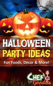 Halloween Party Ideas - Chef Goodies
