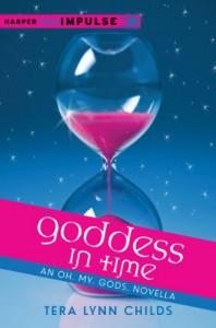 Goddess in Time - Tera Lynn Childs