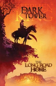 The Dark Tower, Volume 2: The Long Road Home - Robin Furth, Peter David, Jae Lee, Richard Isanove