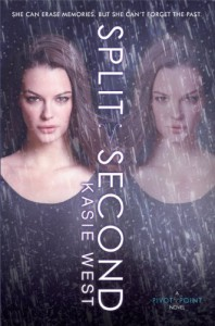 Split Second (Pivot Point #2) - Kasie West