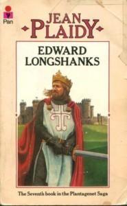 Edward Longshanks  - Jean Plaidy