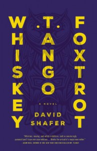 Whiskey Tango Foxtrot - David Shafer